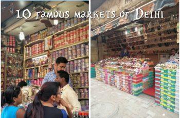 10 famous market of Delhi