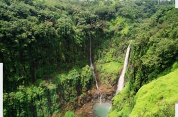 Magical Thoseghar Waterfall